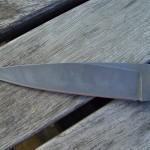 Detail of blade