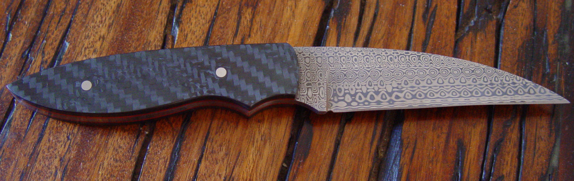 Carbon Fiber Bear claw.