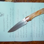 Hunter with Certificate of authenticity and guarantee