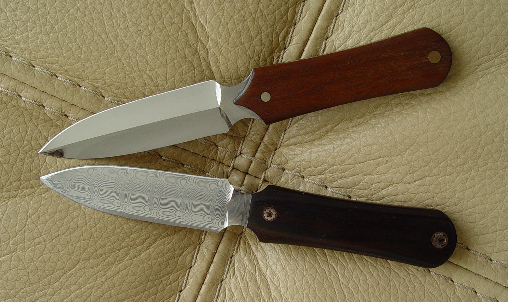 Two Gentleman's brief case daggers