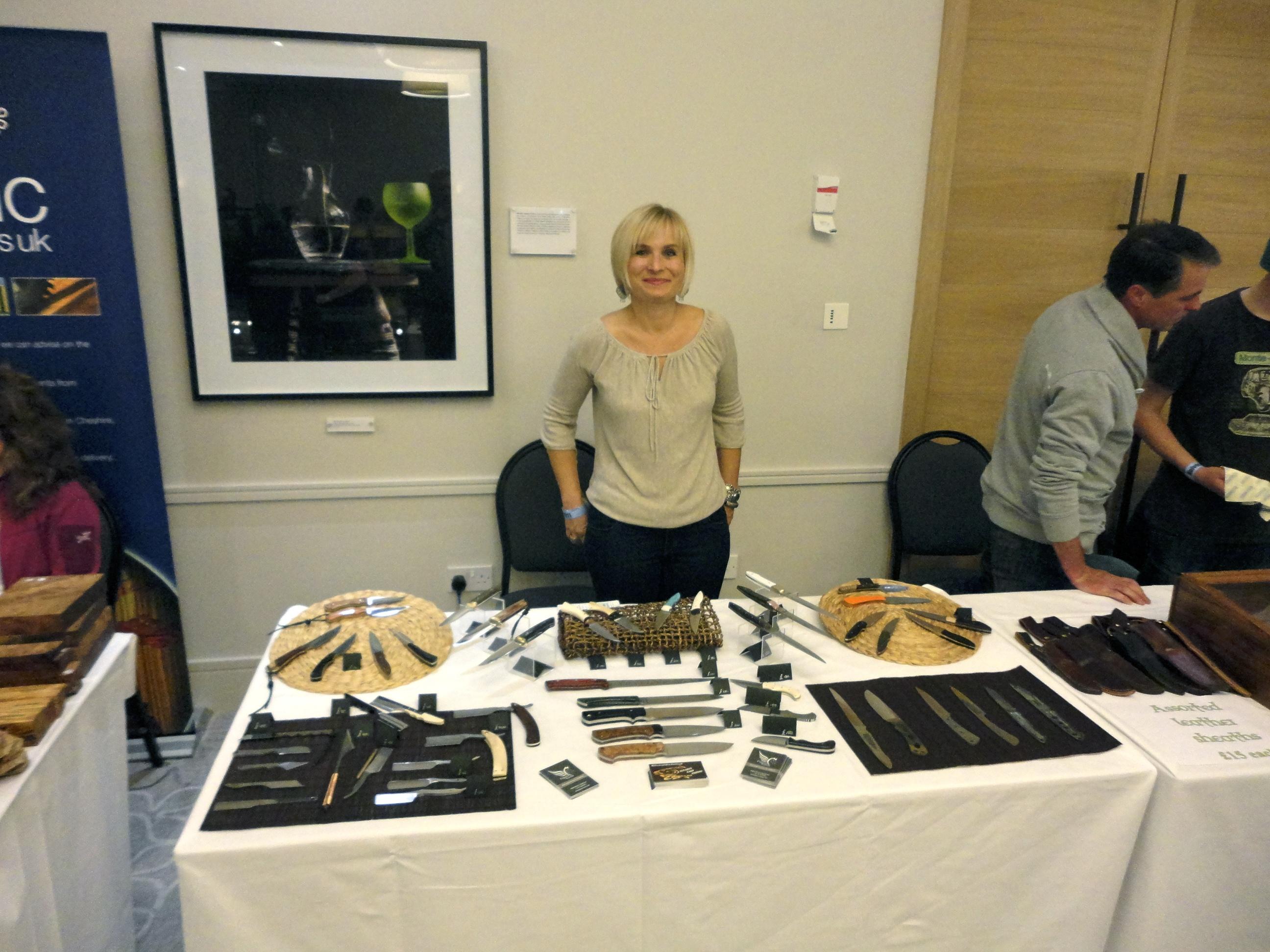 Knives UK 2013